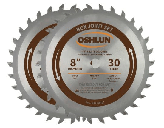 blades for radial arm saw