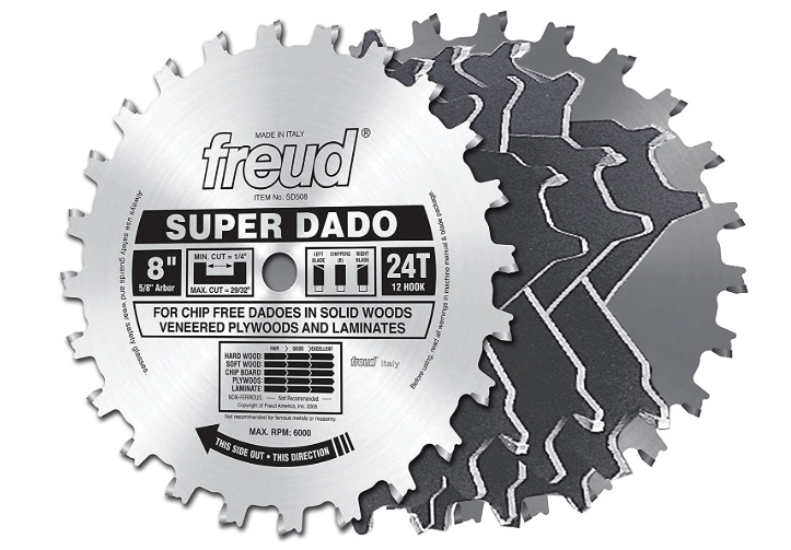 table saw blade total tools