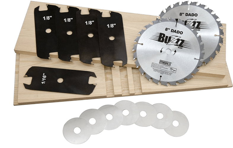 adjustable blades for circular table saw