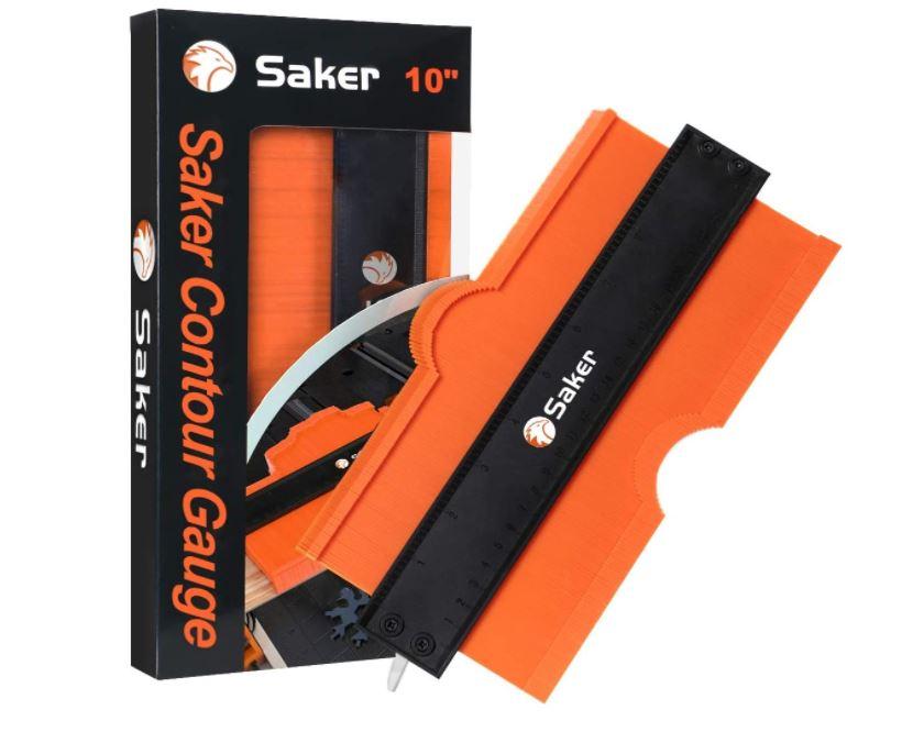 saker contour gague Profile tool 10inch