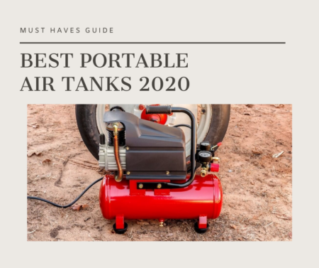 best portable compressed air tanks of 2021