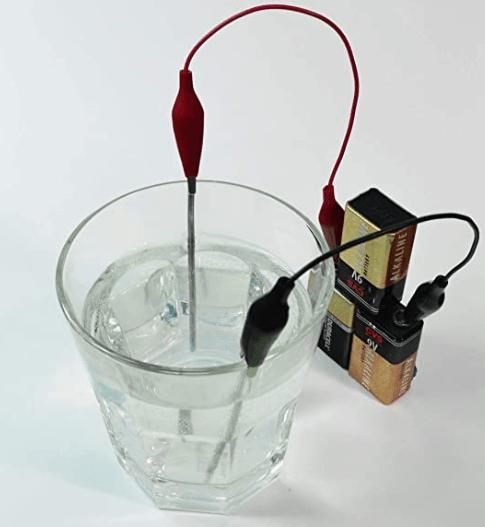 Home Made DIY Colloidal Silver Generator