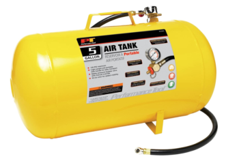 top rated portable compressed air tank