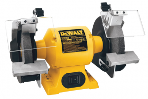 bench grinder for sharpening mower blades