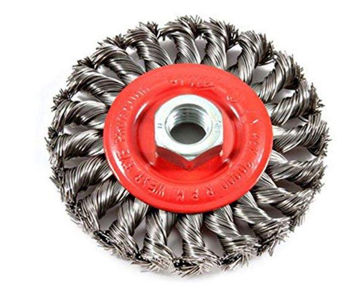 powerful brush wheel on the market