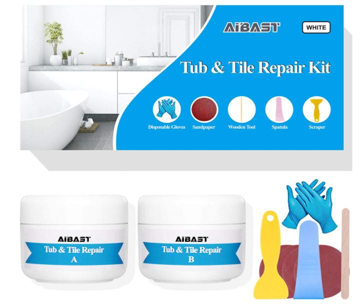 most affordable repairing kit for every kind of ceramic